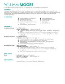 sle resume cost accounting managerial emphasis solutions for global warming payroll accountant resume format accountant resume template cv sles for accountancy entry