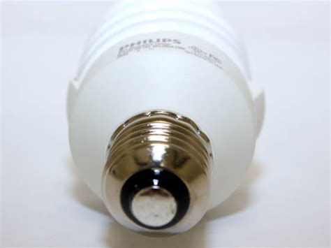 Lu Philips Spiral 18 Watt philips 18w warm white spiral cfl bulb e26 base el mdt2