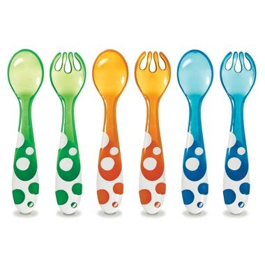 Munchkin Silicone Spoon buy munchkin multi forks spoons at well ca free