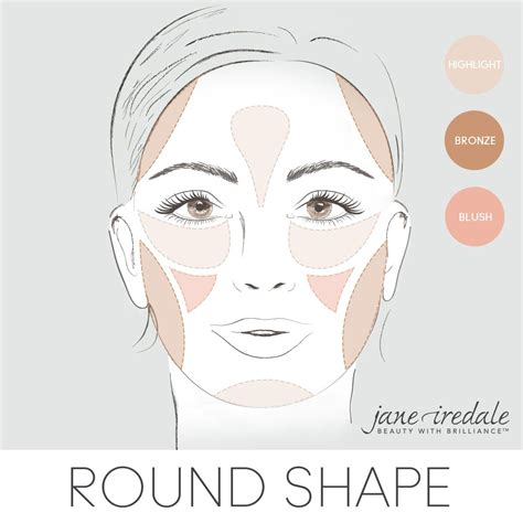 guides to apply l shaped a makeup guide on how to apply highlighter bronzer and