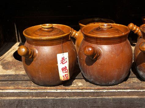Asian Cooking Pots Is The Of Preparation Of Herbs Lost In