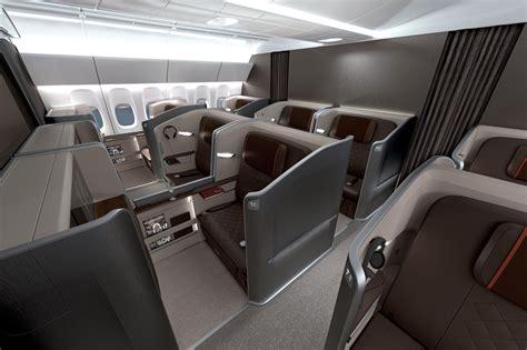 class interior design designworksusa creates next generation class seats
