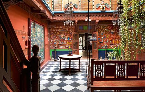 courtyard house in ahmedabad india home design the story of a historic haveli in ahmedabad ad india