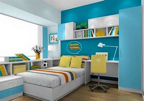 kamar tidur anak laki laki  sakti desain