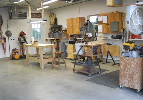 woodworking shop tips show us your shop randy cordle s minimalist shop