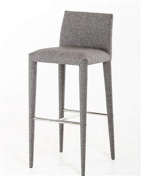 grey fabric bar chairs modern grey fabric bar stool 44br8219