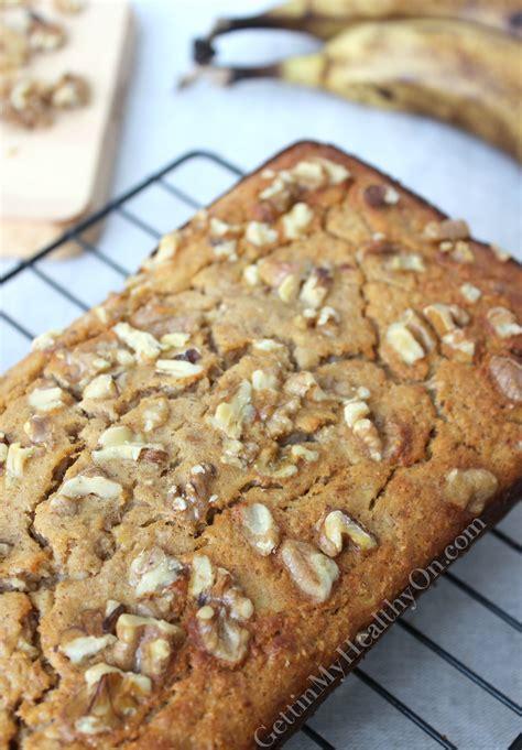 protein in banana protein banana bread