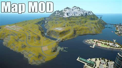 mod gta 5 map grand theft auto iv countryside mountains v map mod