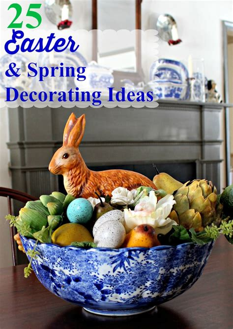 easter home decorating ideas and easter decorating ideas vintage american home