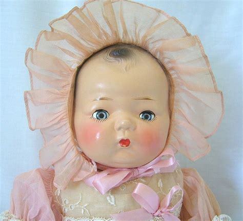 composition doll identification horsman composition baby doll in original costume and box