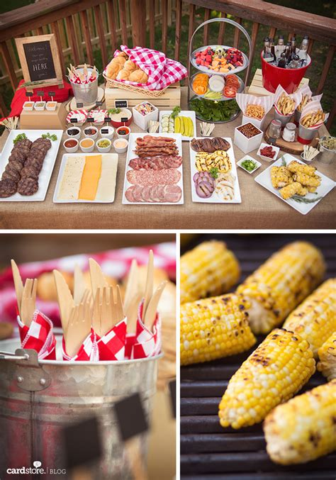 mickey s backyard bbq serving ideas to spice up your summer bbq featuring a gourmet