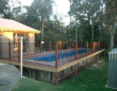 how to build a lap pool above ground pool kits pool kits and lap pools on pinterest