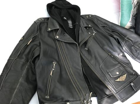 Harley Davidson 3 In 1 Jacket by Harley Davidson Leather Jacket 3 In 1 Catawiki