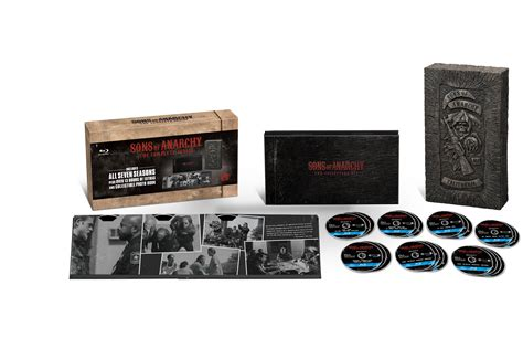 Sons Of Anarchy Giveaway - sons of anarchy complete series blu ray giveaway collider