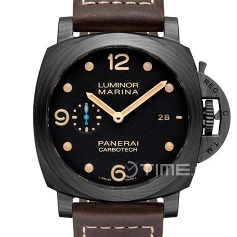 Jual Jam Panerai Pam511 P Brown Leather Best Clone 1 jual replika panerai luminor marina pam661 swiss eta 1 1 best edition on brown leather di