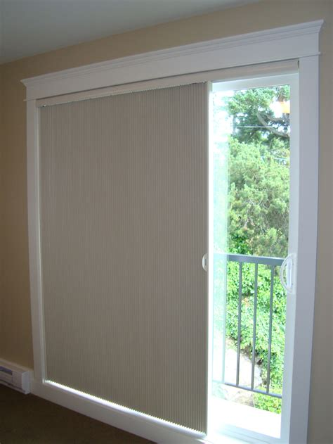 Sliding Glass Door Blind Douglas Vertiglide Honeycomb House Living Room Douglas