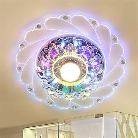 Colorful Ceiling Lights N 186 Peacock Style Ceiling Lights Led Led Aisle Lighting 169 Entrance Entrance