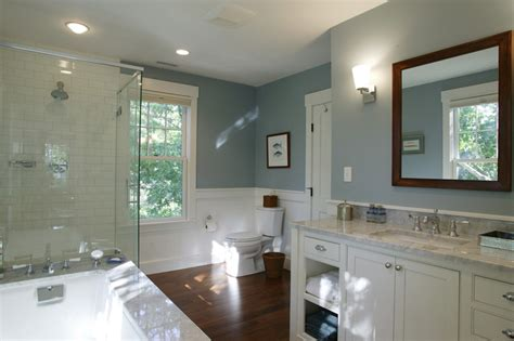 Cape Cod Renovation Master Bath Traditional Bathroom