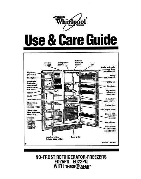 whirlpool fridge freezer wiring diagram efcaviation