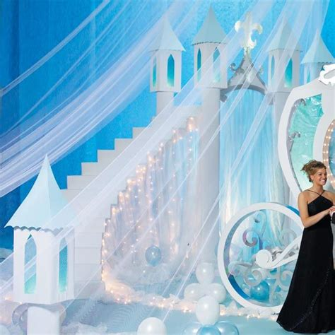 themes in cinderella stories stairway to a castle in the clouds kit cinderella prom