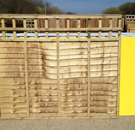 1 Foot Trellis Rhf Fencing Supplies Isle Of Wight