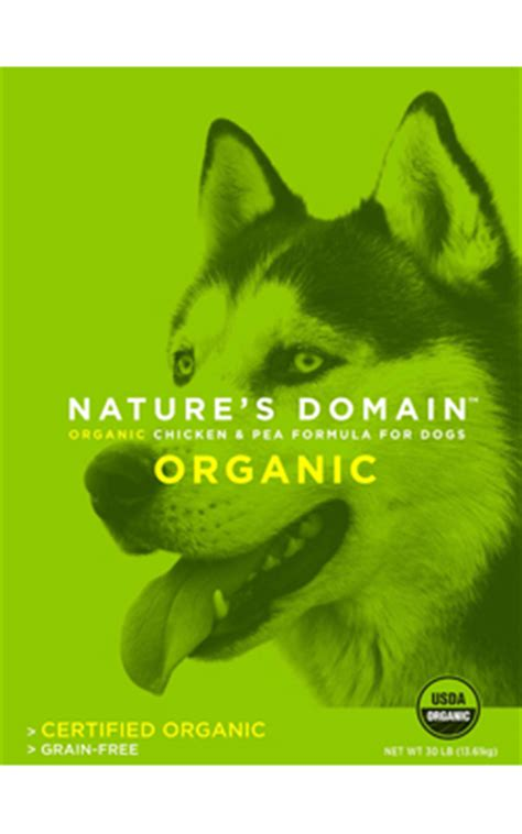 nature s domain puppy chicken pea formula kirkland signature pet food and pet supplies gt natures domain brand