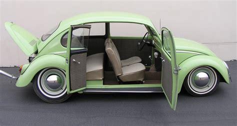 Suicid Doors by 1965 Vw Beetle With Door Manteresting