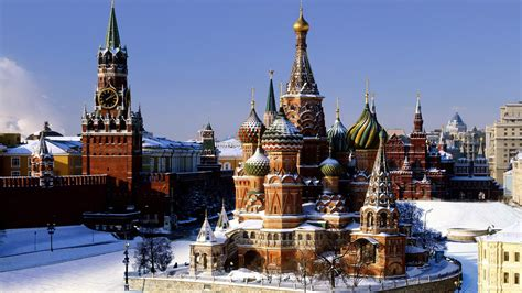 top moscow tourist attractions - Moscow Tourism