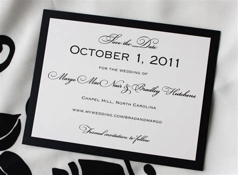 excellent examples save the date cards for weddings for cool