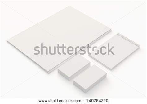 business card template a4 paper blank stationery isolated on white templates a4 paper