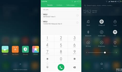 Mi4i Themes | 8 is coming theme ui notification dial pad xiaomi tips