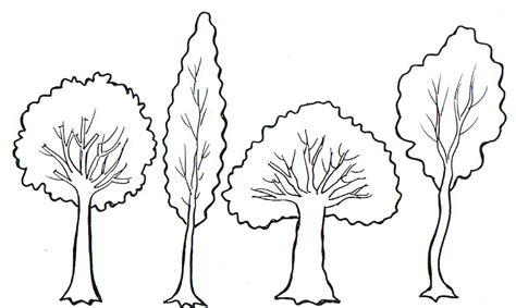 dibujos de rboles para colorear para ni os simp 225 ticas im 225 genes de 225 rboles para colorear banco de