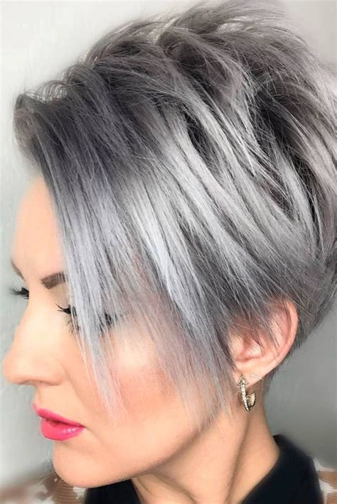 womens short hair chipped hair styles 20 trendy short haircuts for women over 50 short