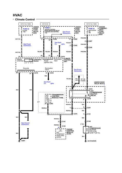 hvac wiring diagrams 101 wiring diagram with description