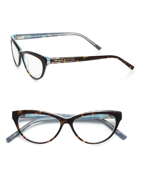 kate spade new york abena cat s eye reading glasses in
