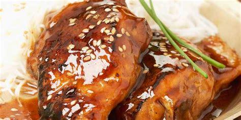 comment cuisiner du blanc de poulet blancs de poulet sauce miel et balsamique facile