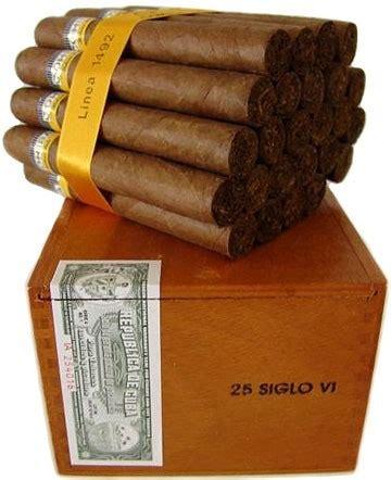 cohiba siglo vi box of 25
