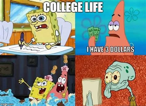 college life imgflip