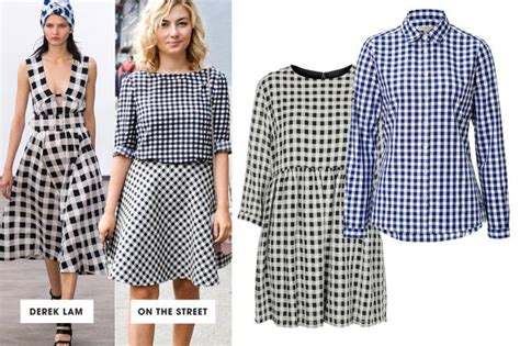 Goin Gingham by Top 10 Fashion Trends You Should Try For 2014