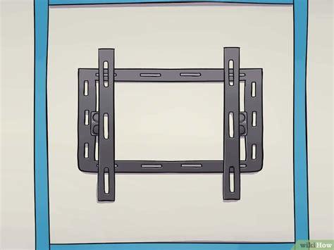kabel an die wand befestigen einen flachbildfernseher ohne sichtbare kabel an die wand