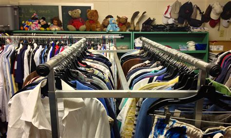 Church Clothes Closet by Pride Charities Resurrection Metropolitan Community
