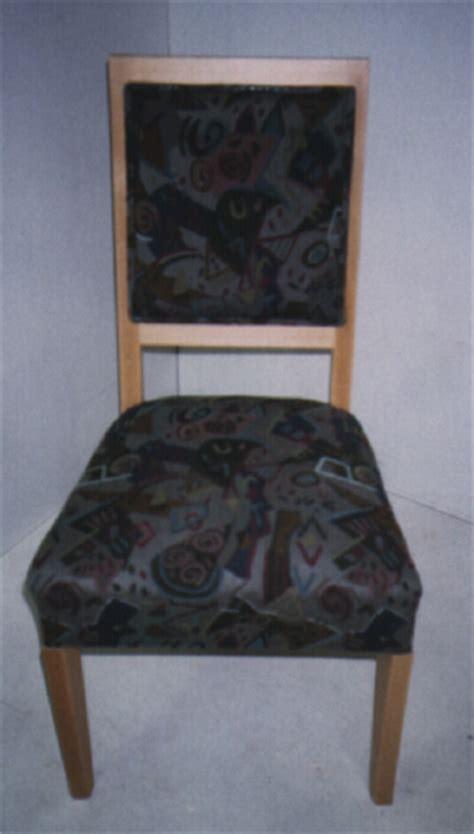 stuhl polstern polstern stuhl