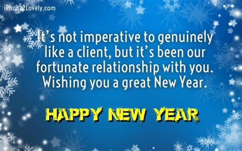 new year wishes 2018 to clients 30 best new year 2018 wishes for clients customers iphone2lovely