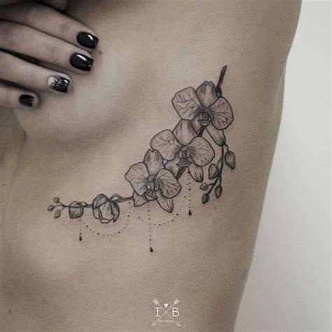 orchid tattoo designs best 25 orchid ideas on shoulder