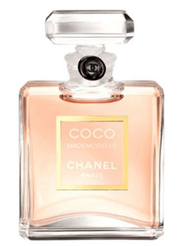 Coco Mademoiselle L Extrait Chanel Perfume A Fragrance