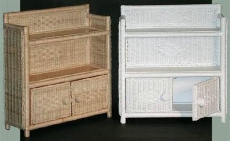 Wicker Bathroom Cabinet Wicker Org Wicker Bath Wall Shelf Rattan Bathroom Shelves Corner Linen Towel Cabinet Wicker