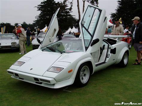 White Lamborghini Countach Countach Lp500 S Lp500s7 Hr Image At Lambocars