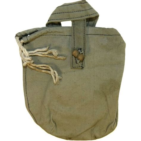 Ori Cover Cover Bag original ww2 cover for canteen 1942 bags covers