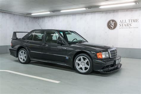 Mercedes 190 Evo 2 by Mercedes 190 E 2 5 16 Evo 2 W 201 Mercedes De