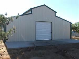 Metal Shed Garage Building Steel Metal American Barn Prefab Building Kit Workshop